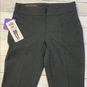 New! Gray Womens Business Casual Work Pants